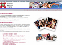 Eventos Mágicos Madrid